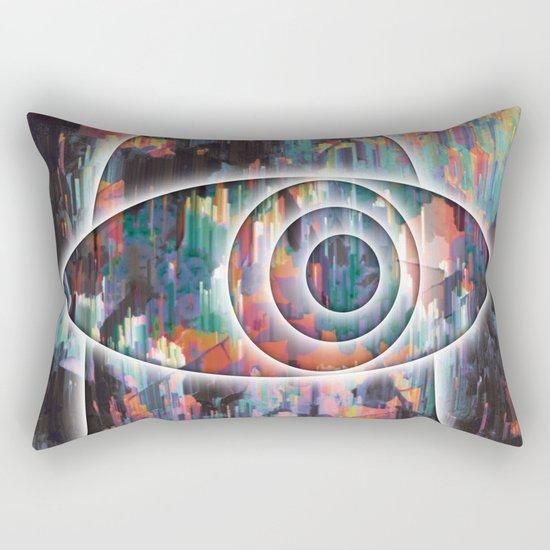 Gazer One Rectangular Pillow