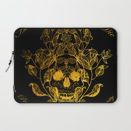 All That Lives Laptop Sleeve