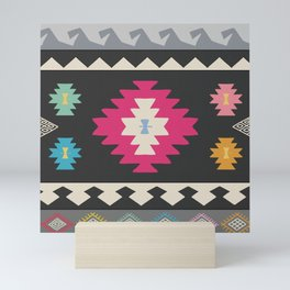 Kilim Me Softly Mini Art Print