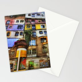 The Color Field Stationery Cards