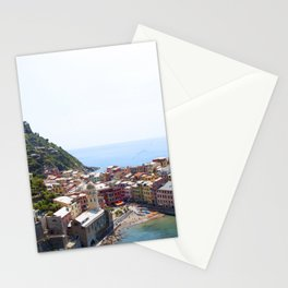 Cinque Terre - Vernazza Views Stationery Cards