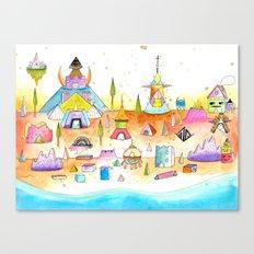 Minotaureland 1 Canvas Print