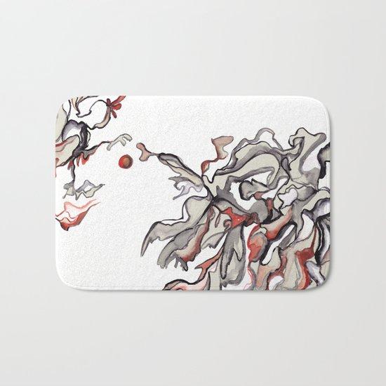 Apple of Discord Bath Mat