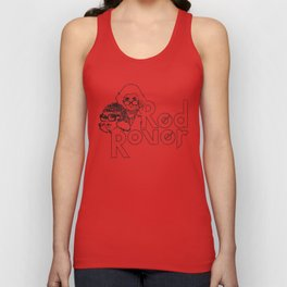 Red Rover Unisex Tank Top