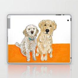 Two Buddies Laptop & iPad Skin