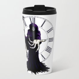 The Grim Reaper Travel Mug