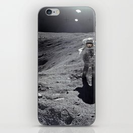 Apollo 16 - Plum Crater iPhone Skin