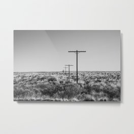Old Route 66 Metal Print
