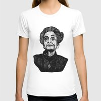 levi T-shirts featuring Rita Levi by Julian R Black