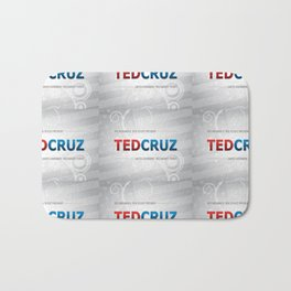Elect Ted Cruz 2016 Bath Mat
