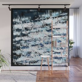 Flight Abstract Square Wall Mural