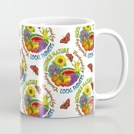 Created by Mother Nature.... Coffee Mug