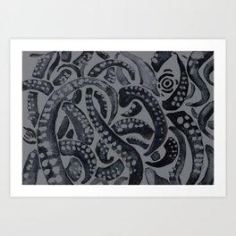 entangled Art Print