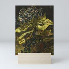 Cineraria by Vincent van Gogh Mini Art Print