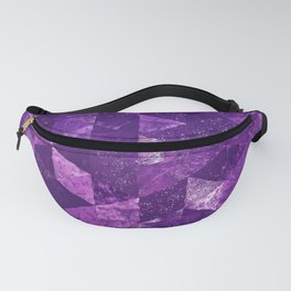 Abstract Geometric Background #35 Fanny Pack