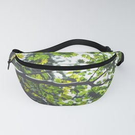 382. Green Nature, Vancouver, Canada Fanny Pack