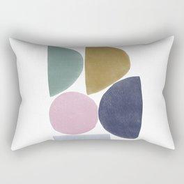Atocha in Color Rectangular Pillow