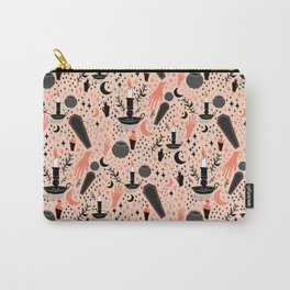 Halloween In Pink Carry-All Pouch