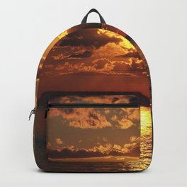 Beauty over the Sea Backpack