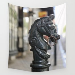 New Orelans Hitching Post #6 Wall Tapestry