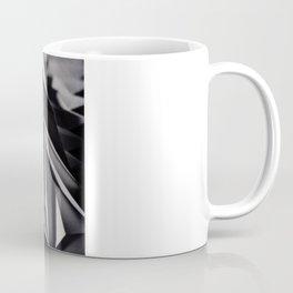 Paper Sculpture #8 Coffee Mug
