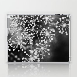 Dill In Black and White Laptop & iPad Skin