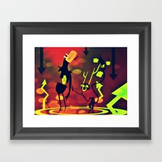 Gabodrah Framed Art Print