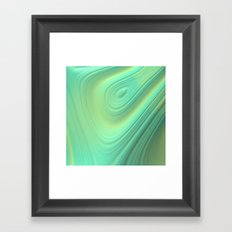 Taffy Framed Art Print