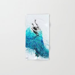 Tropical Reef Dance Hand & Bath Towel