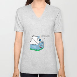 OCD Milk Nightmare Unisex V-Neck