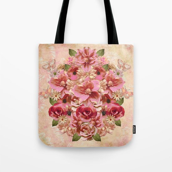 Daybreak Flourish Tote Bag