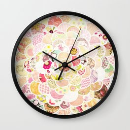 Lovelybloom Wall Clock