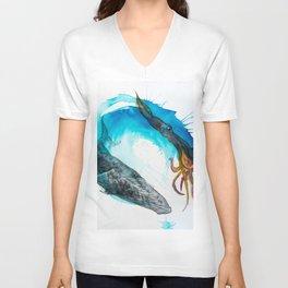 Ocean Balance Unisex V-Neck