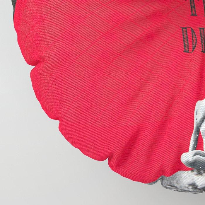 Love is the drug (Rocking Love series) Floor Pillow