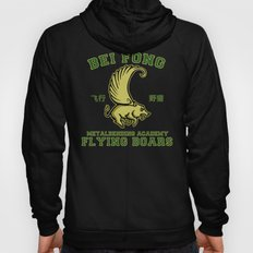 Bei Fong Academy Flying Boars (Black) Hoody