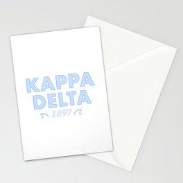 Stay Wavy KD Stationery Cards