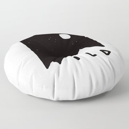 Wild Card Floor Pillow