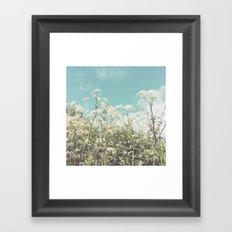 May Framed Art Print