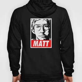 matt the radar technician Hoody