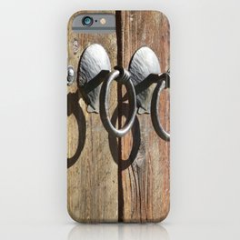 Ring Four Times iPhone Case