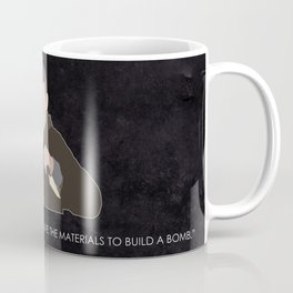 Being Human - Tom McNair Coffee Mug
