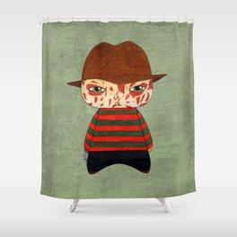 A Boy - Freddy Krueger Shower Curtain