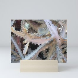 Ghost Cactus Mini Art Print