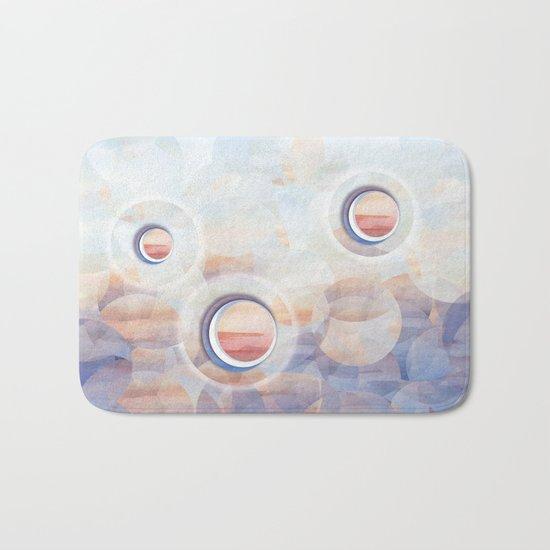 Orbit Bath Mat