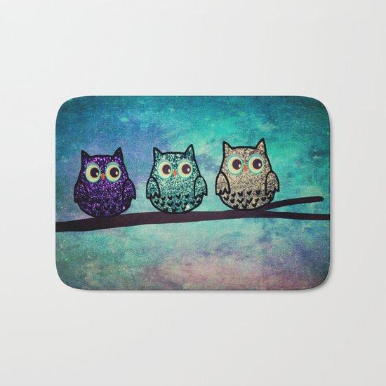owl-45 Bath Mat