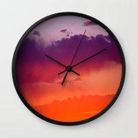 arizona Wall Clocks featuring Arizona by Laura Santeler