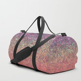 Sparkley Grunge Relief Background G179 Duffle Bag