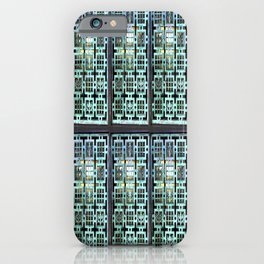 Caged In iPhone Case