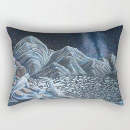 Mountain Belugas  Rectangular Pillow