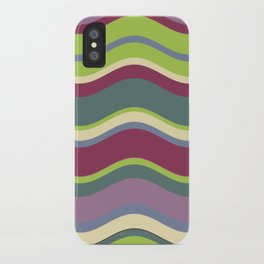 Lavender Shores iPhone Case